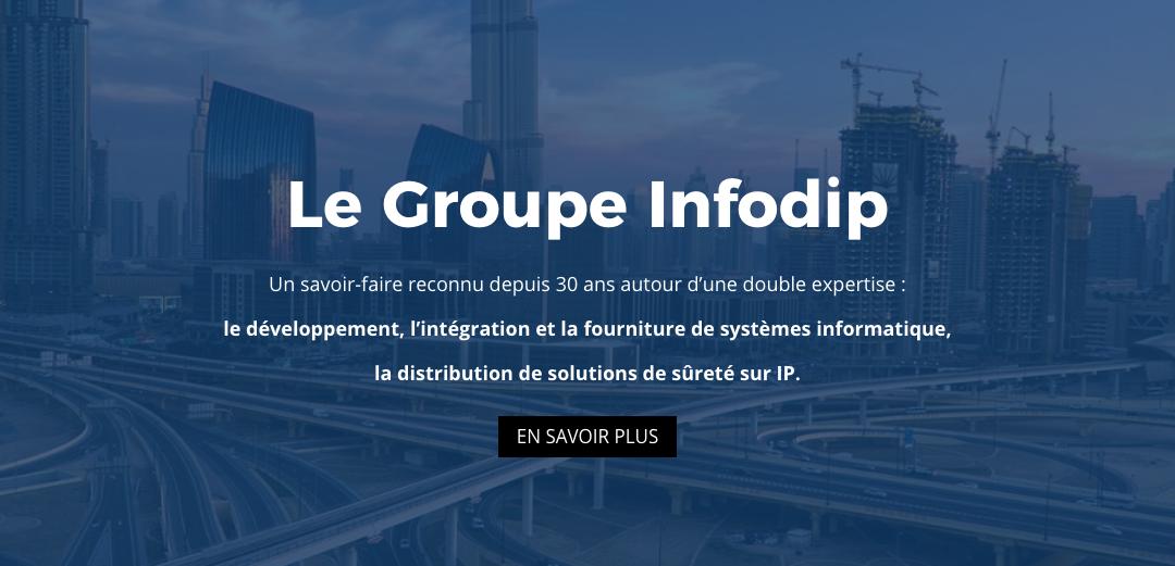 Infodip: un nouveau site pour de nouveaux défis!