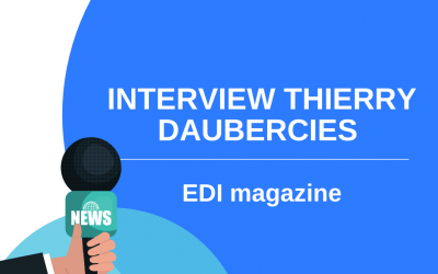 INTERVIEW THIERRY DAUBERCIES – EDI MAGAZINE
